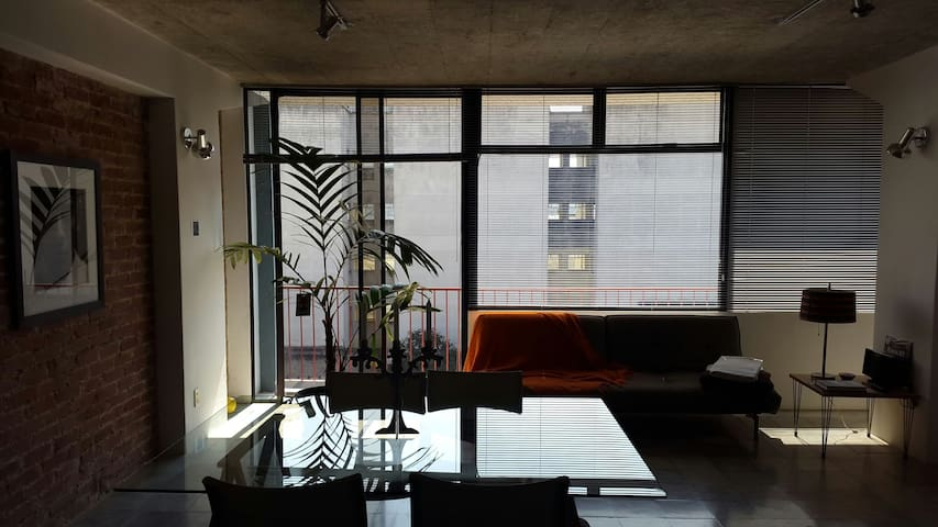 Contemporary loft in downtown Guatemala City