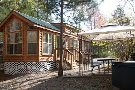 Cozy vacation home near Six Flags - Cream Ridge - Cabaña