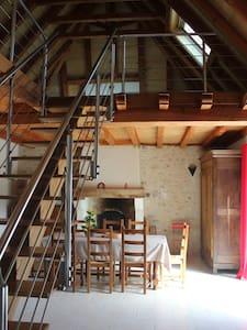 maison perigourdine avec de colomba - Sainte-Sabine-Born