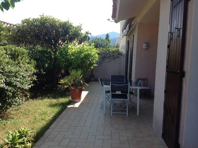 Villa individuelle Argeles sur Mer - Argelès-sur-Mer - Villa