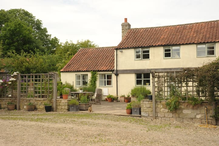 Manor Farm Cottage, Wombleton - North Yorkshire - House