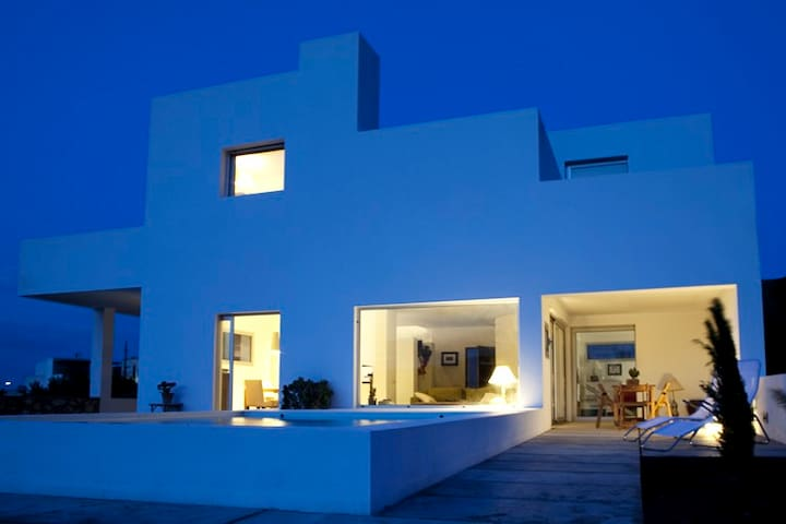 House with pool near Cabo de Gata - นิชาร์ - บ้าน