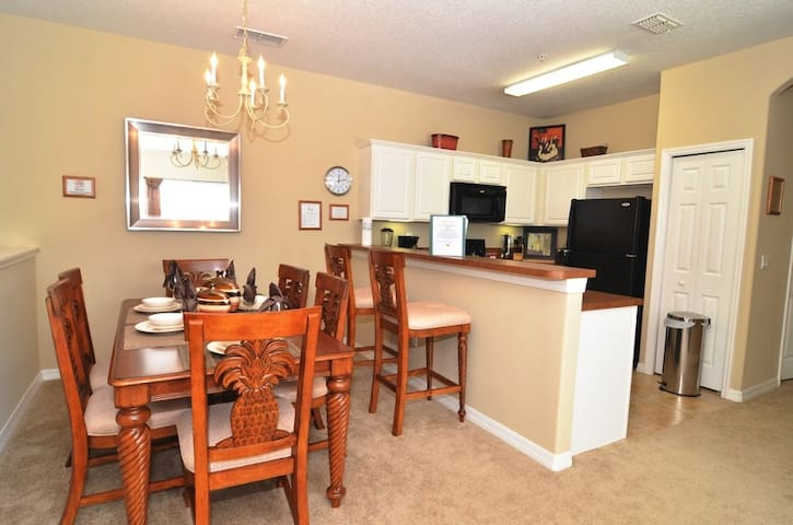 Kitchen and Dinning - fully equipped