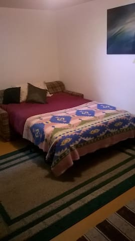 In Town Location Semi-Private Quiet Room (Paonia)