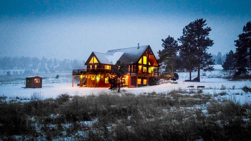 New! Mtn Getaway Retreat at 7000ft! - Drake - House