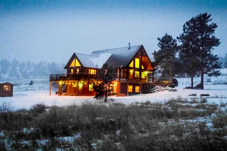 New! Mtn Getaway Retreat at 7000ft! - Drake - Hus