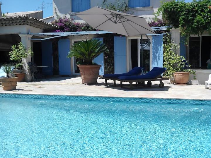 Villa Golfe de Saint Tropez