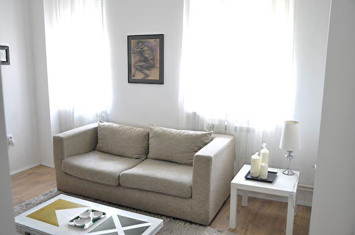 New, cozy and bright - Bělehrad - Byt