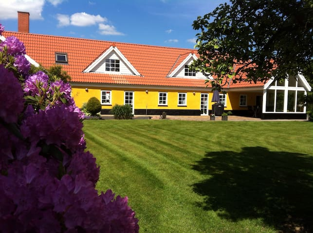 Værelse  på landet. - Billund - Bed & Breakfast