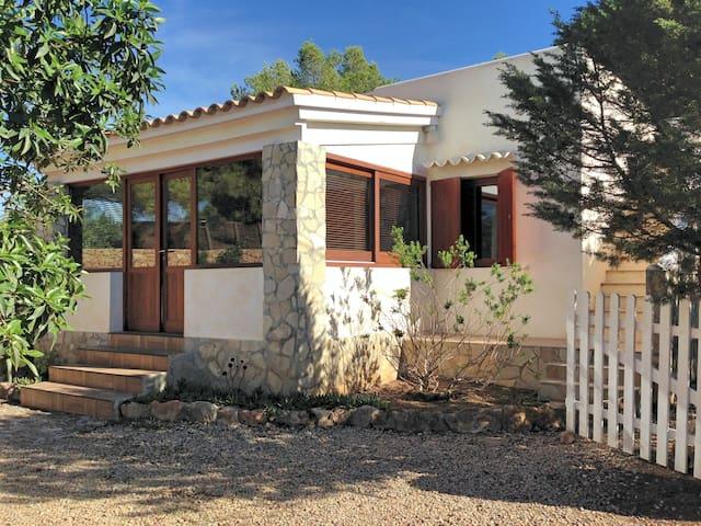 Villa chic in Es Pujols