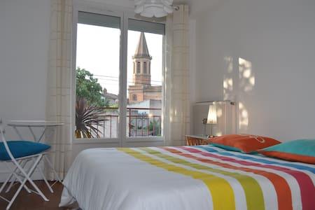 Chambre dans résidence au calme - Montauban