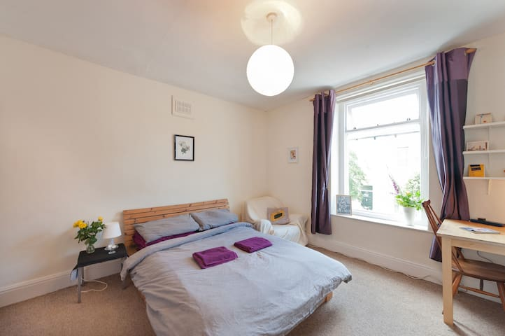 2 Bedrooms in lovely Walkley home! - Sheffield - Casa