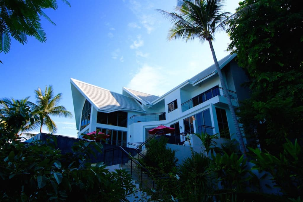 Baan seThai, Lux SeaView Villa 4BR