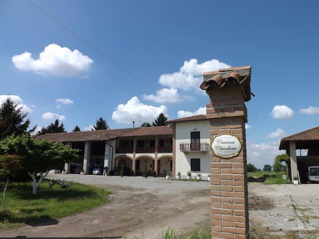 Agriturismo CASCINA CLAUDINA 3 - Truccazzano - Oda + Kahvaltı
