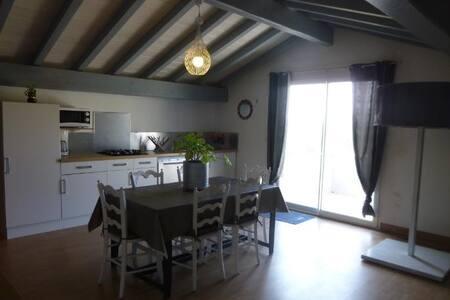 Appt 85m2 prox bidart, biarritz - Wohnung