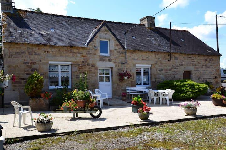 Maison champêtre à Ploërdut - Ploërdut - Ev