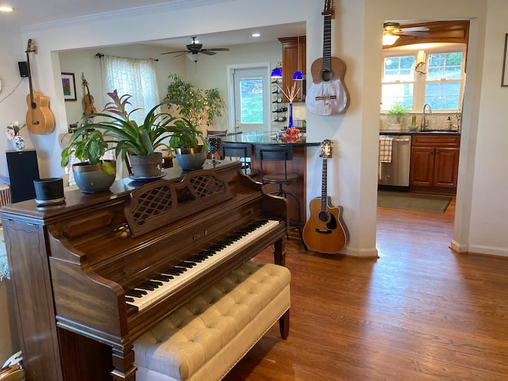 Ideally Located Sanctuary in Northern Virginia