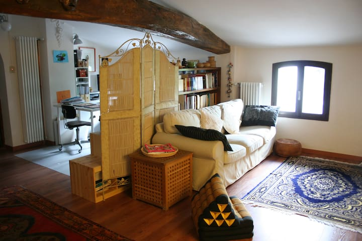 Room in Historic House - Oliveto - Monteveglio - House