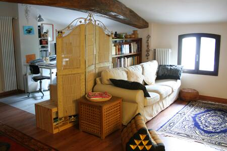 Room in Historic House - Oliveto - Monteveglio - Talo