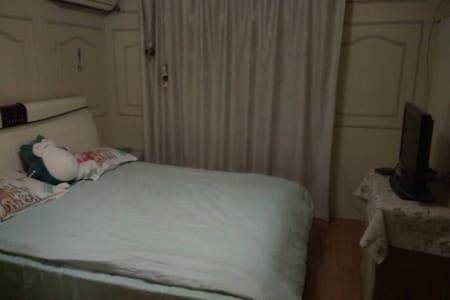 上海青浦中心城区温馨大床房直达朱家角奥特莱斯东方绿舟 - Appartamento
