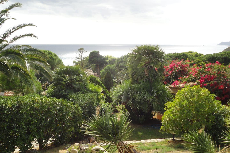 vista dal residence