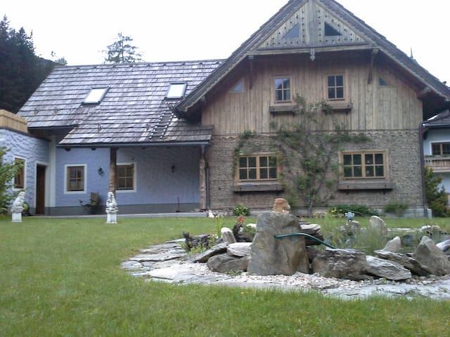 Ferienwohnung Aigner (Bergblick)