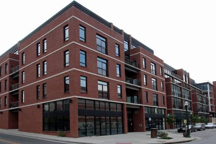 Modern condo in the heartof downtown Lexington.