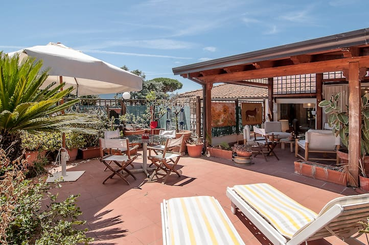 Luxurious flat nearby the seaside - San Felice Circeo - Apartment