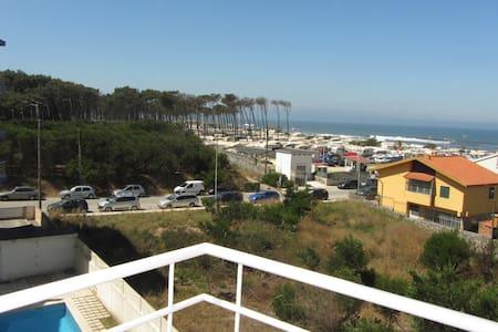 Wi-Fi, SEA & POOL Views beach 100 m - Cortegaça