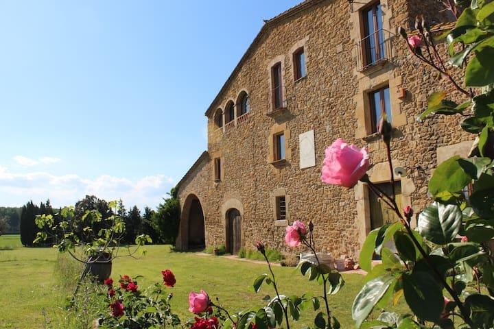 Mas Empordà, a coutry holiday house - Castell d'Empordà - Vila