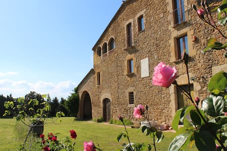 Mas Empordà, a coutry holiday house - Castell d'Empordà - วิลล่า