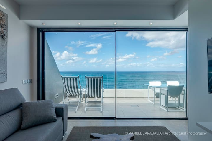 Luxurious Oceanfront Duplex