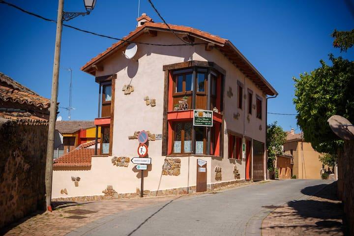 El Bulín de Braojos - Marta