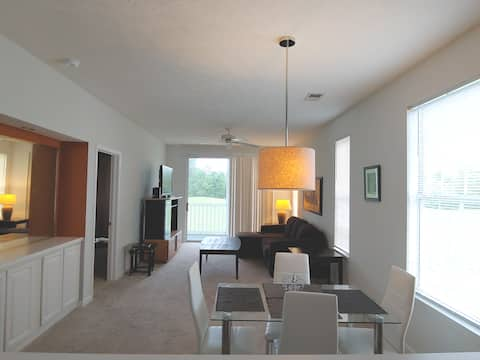 Lovely 2 Bedroom Condo with a Beautiful View.