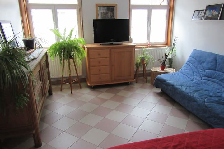 Appartement au centre ville