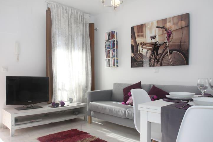 Duplex con encanto en casco histórico de Córdoba