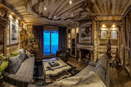 Luxury Apartment in Alps ski-in/ski-out 2 bedrooms - Wohnung