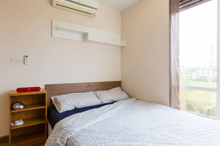 Best budget place at Airlink Residence - Bangkok - Appartement