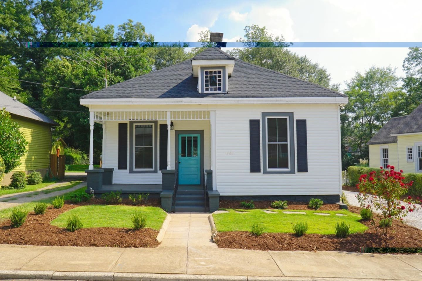 newly renovated charming home!