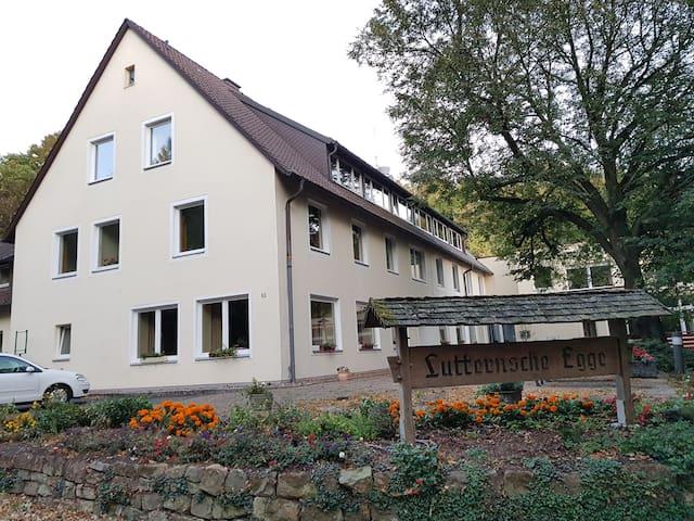 Berghotel 1-Bett-Zimmer