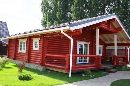 Уютный коттедж Норвежский - Podstepki