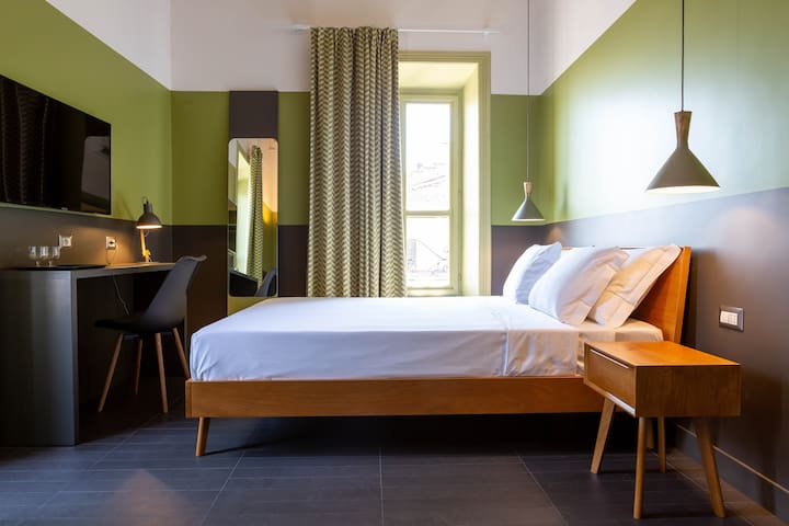MODO Rome Suite & Rooms - Suite Deluxe