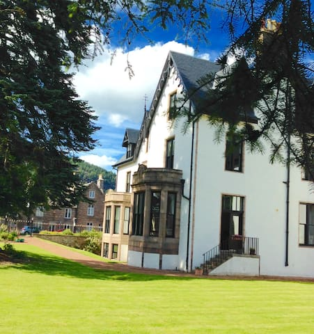 Apt 5 Monaltrie Ballater Scotland UK