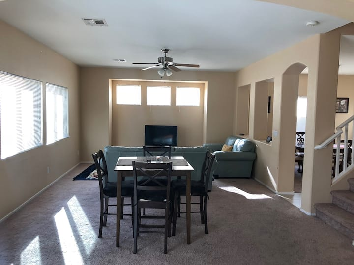 At Least 1 Month Sublet, Fully Furnished 4 Br Home
