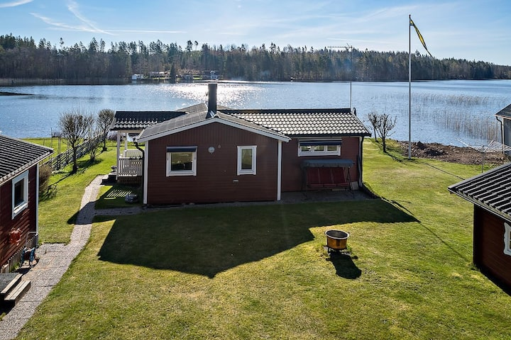 Beautiful lake house just outside Eksjö, Småland!