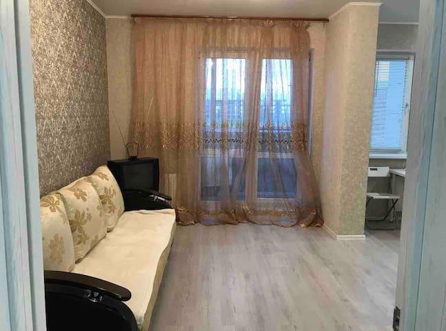 Квартира  возле Меги-ИКЕА ипподром Ждёт гостей