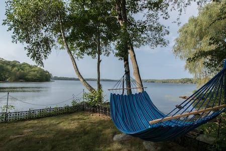 Gorgeous Lake house retreat - South Kingstown - Dom