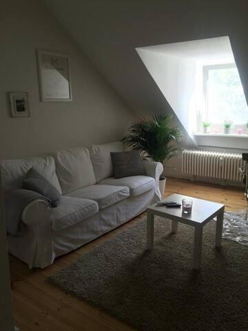 Gemütliche Oase in Berlin - Berlin - Appartement en résidence