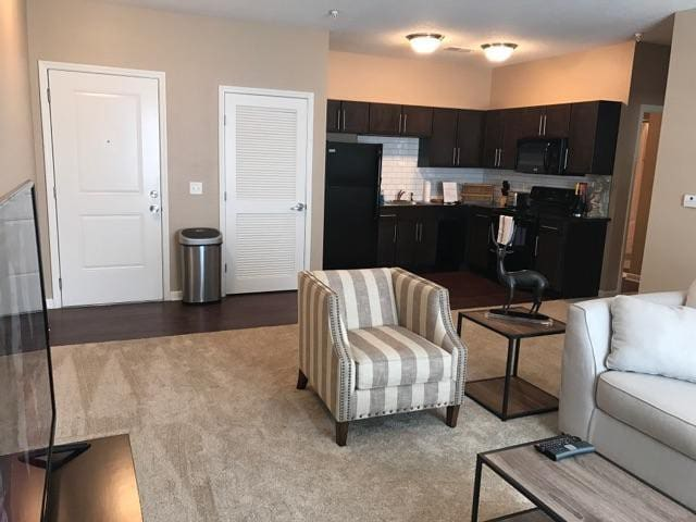 Beautiful 1-bedroom apartment in Old Town/Downtown - Wichita - Apartment
