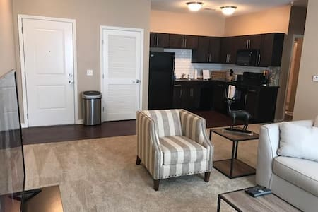 Beautiful 1-bedroom apartment in Old Town/Downtown - 威奇托(Wichita) - 公寓